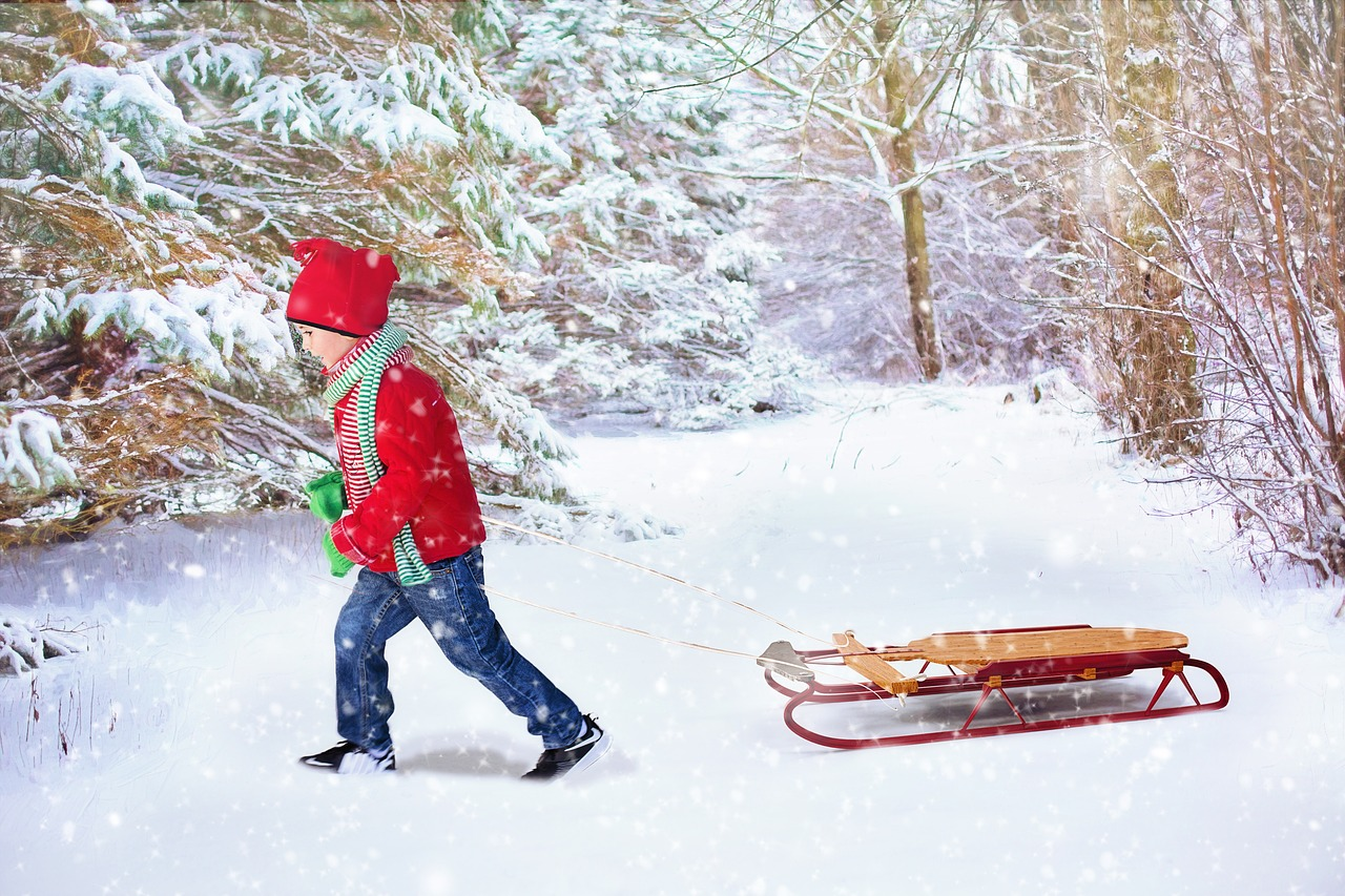 Top Winter Vacation Kids friendly Destinations